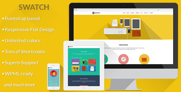 Free Download Bootstrap Themes: Bootstrap 3 WordPress Themes Free ...