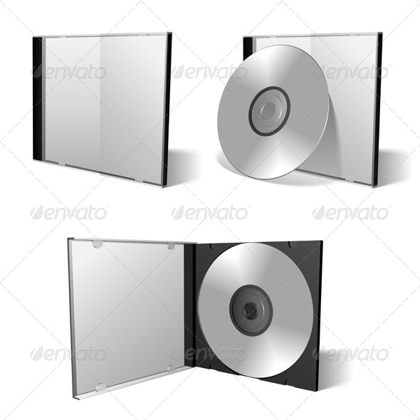 GraphicRiver Cd Box 5578749