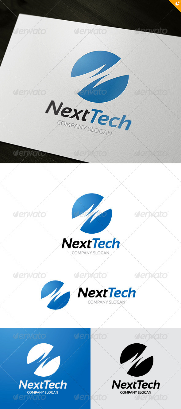 GraphicRiver Next Logo 5578940