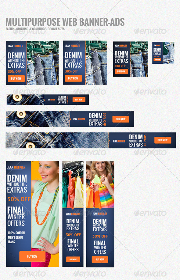 GraphicRiver Web Banners-Ads 5579258