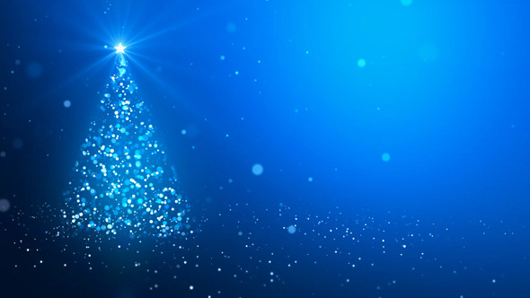 VideoHive The Christmas Tree 5531651
