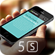 Phone 5s Mockups - GraphicRiver Item for Sale