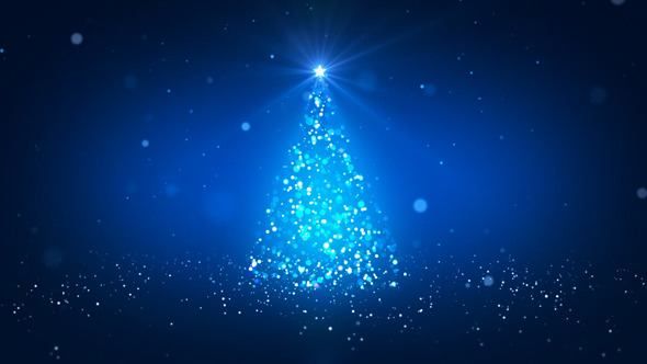 VideoHive The Christmas Tree 5534725