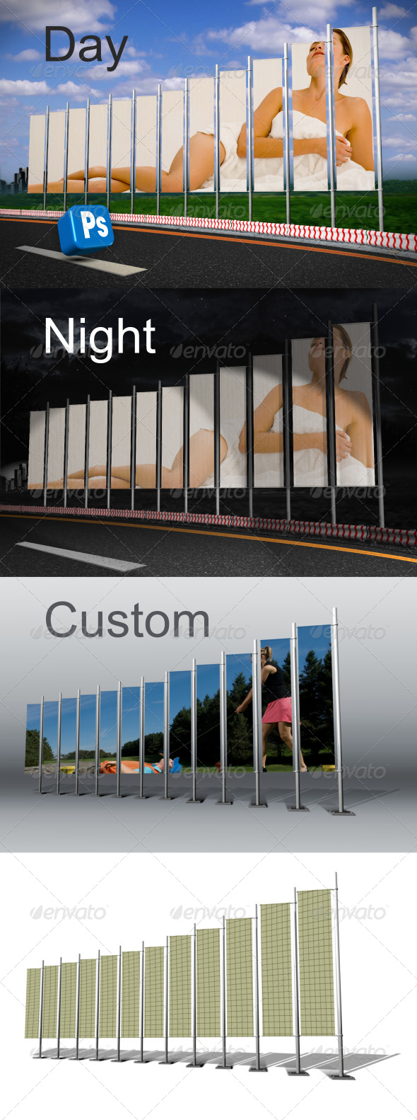 GraphicRiver Advertising Road Banner 5580638