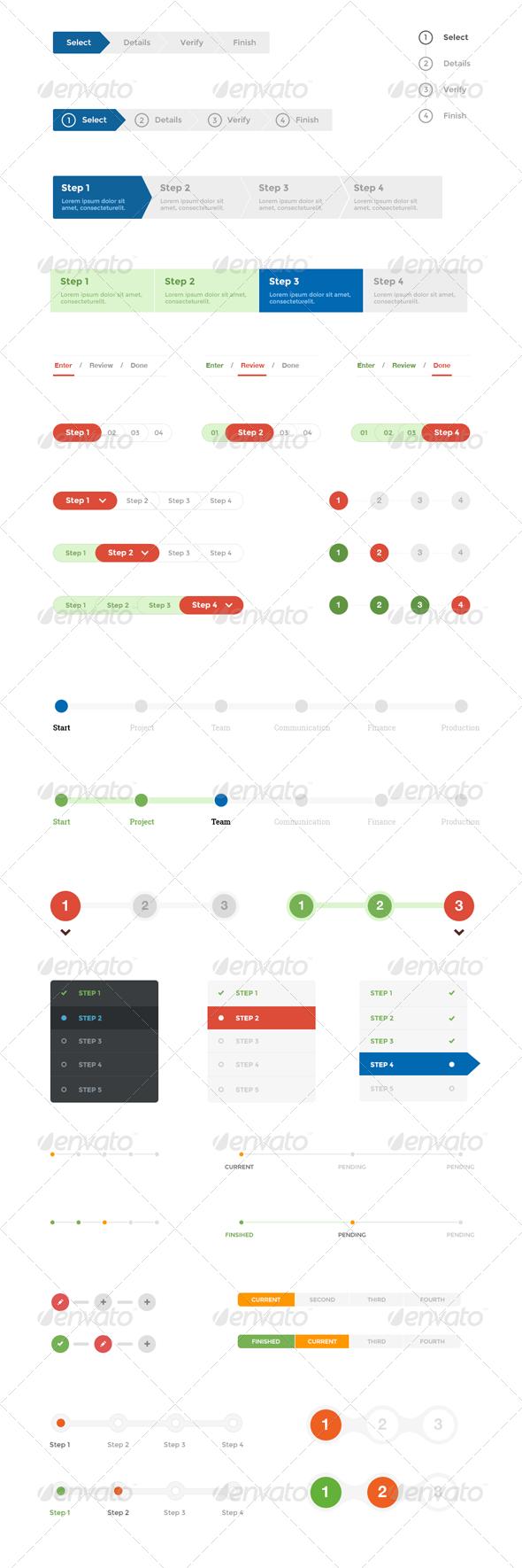 GraphicRiver Form Steps 5566365