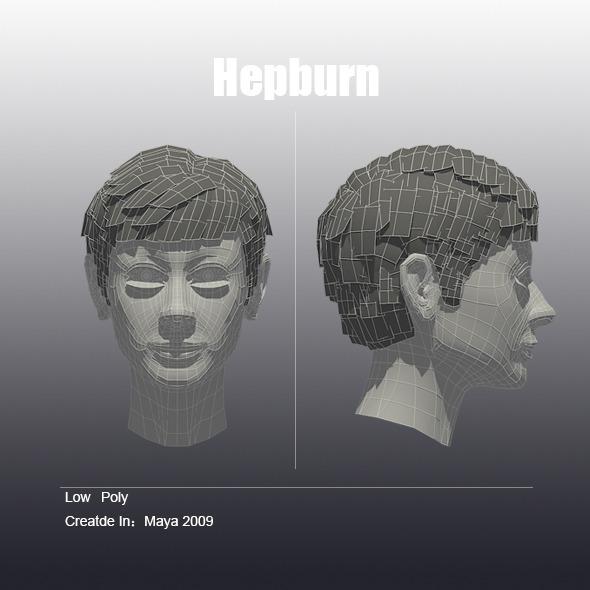 3DOcean Hepburn 5580974