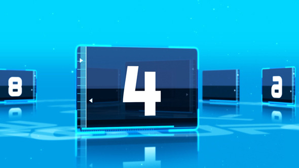 VideoHive Count Down 2 5541585
