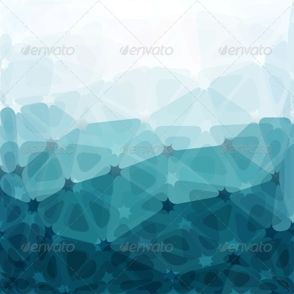 GraphicRiver Abstract Blue Background 5582684
