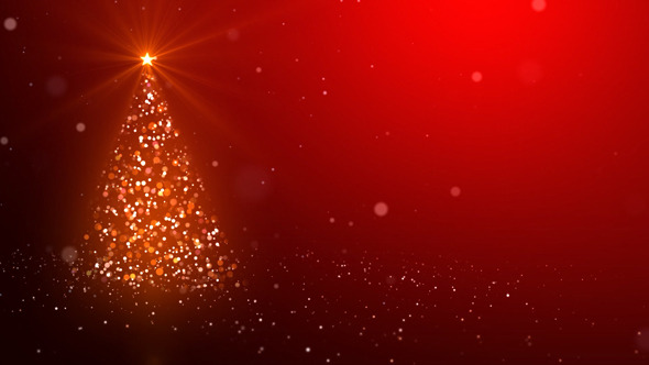 VideoHive The Christmas Tree 5538826