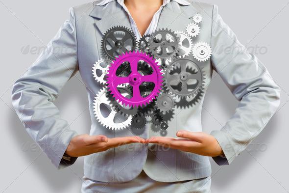 Business organization - Stock Photo - Images