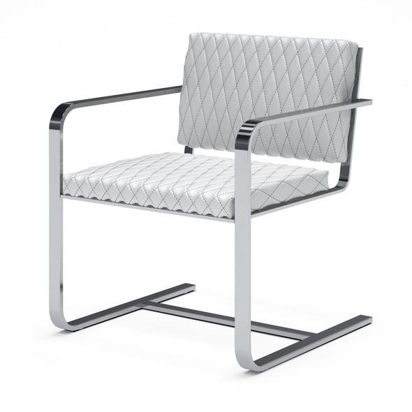 3DOcean Chair Carlottina 3D mode 5584129