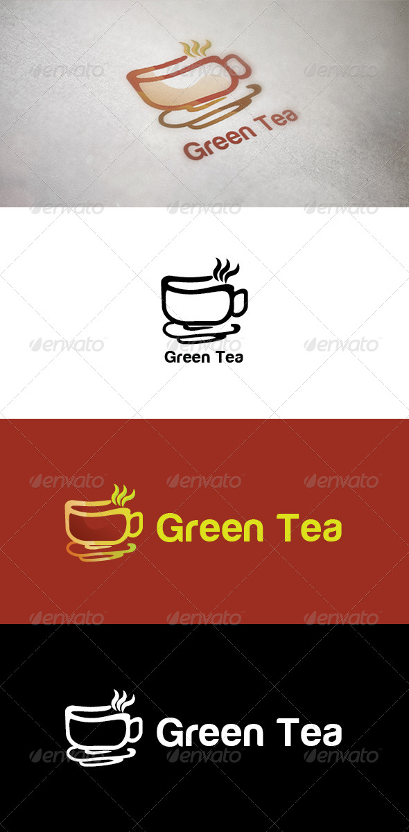 GraphicRiver Green Tea 5586197