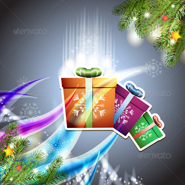 GraphicRiver Christmas Card 5586740