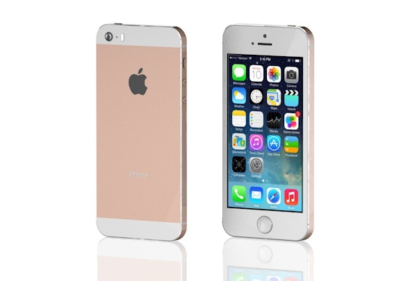 3DOcean Apple iPhone 5S 5581050