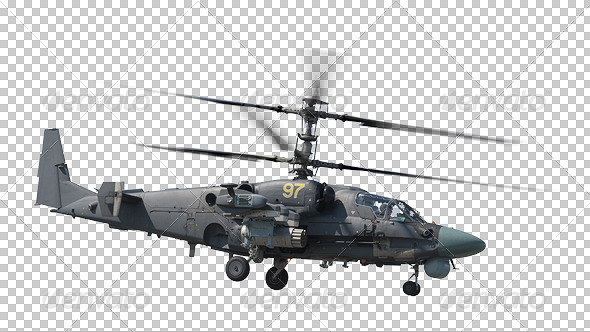 GraphicRiver Isolated Helicopter 5590105