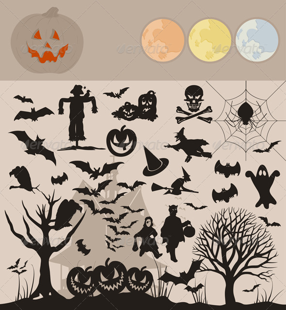 Collection Halloween - Halloween Seasons/Holidays