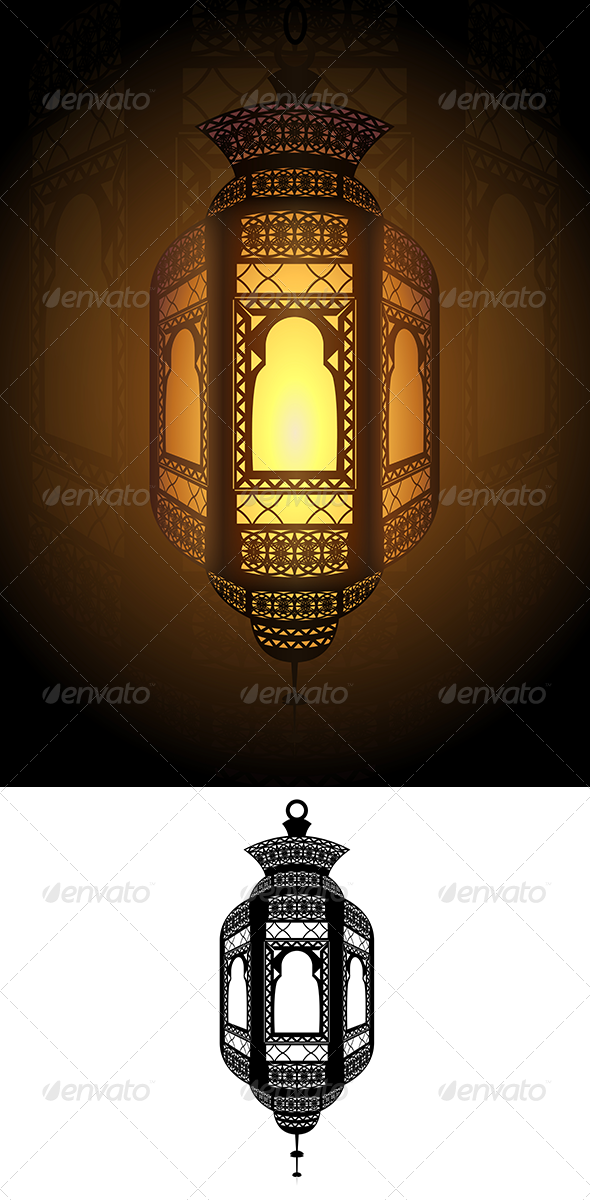 GraphicRiver Ramadan Fanoos 5592384