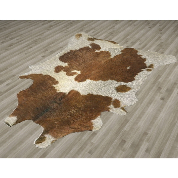 3DOcean Animal Skin Rug 574768