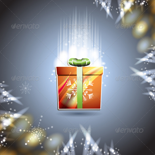 GraphicRiver Christmas Card 5593136