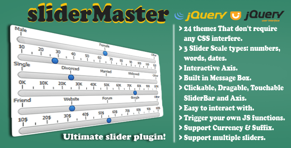 CodeCanyon sliderMaster 5593152