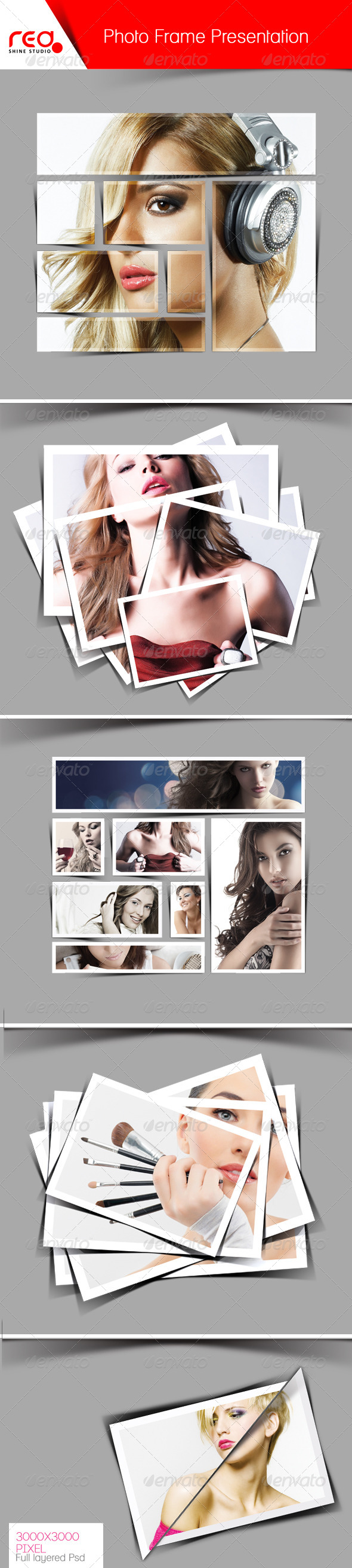 GraphicRiver Photo Frame Templates Vol 2 5593962