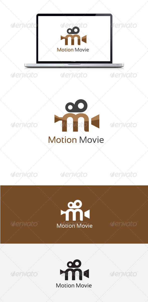 GraphicRiver Motion Movie Logo Template 5594056