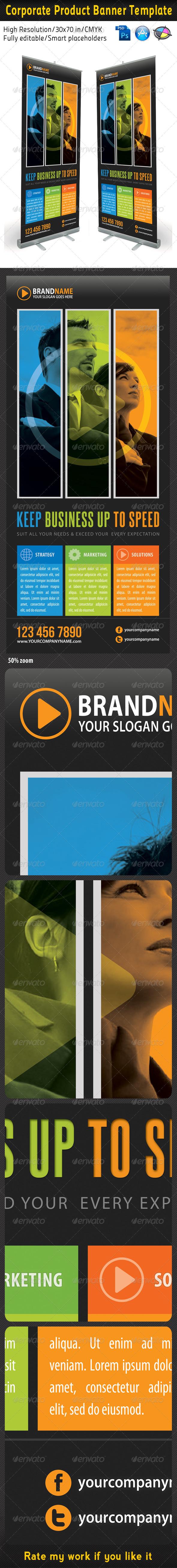 GraphicRiver Corporate Multipurpose Banner Template 09 5595959