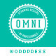 Omni - Responsive WP One / Multi Page Parallax