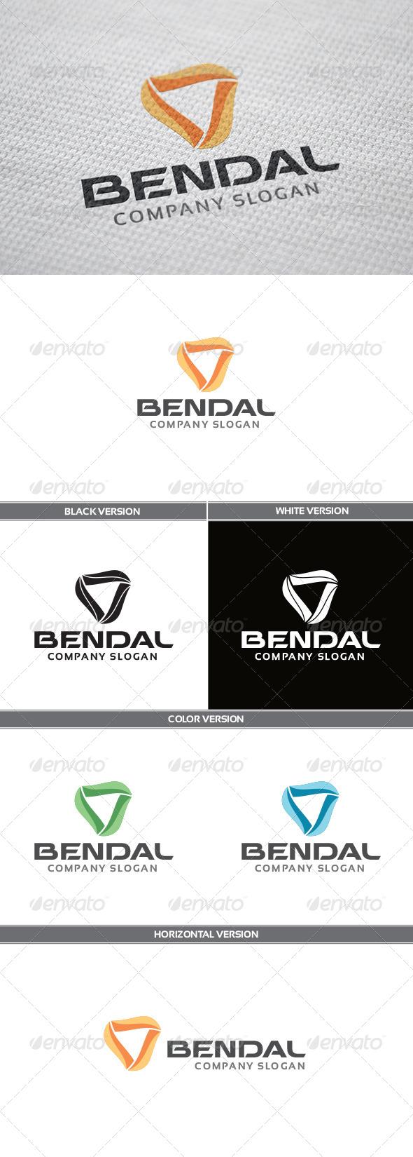 GraphicRiver Bendal Logo 5598026
