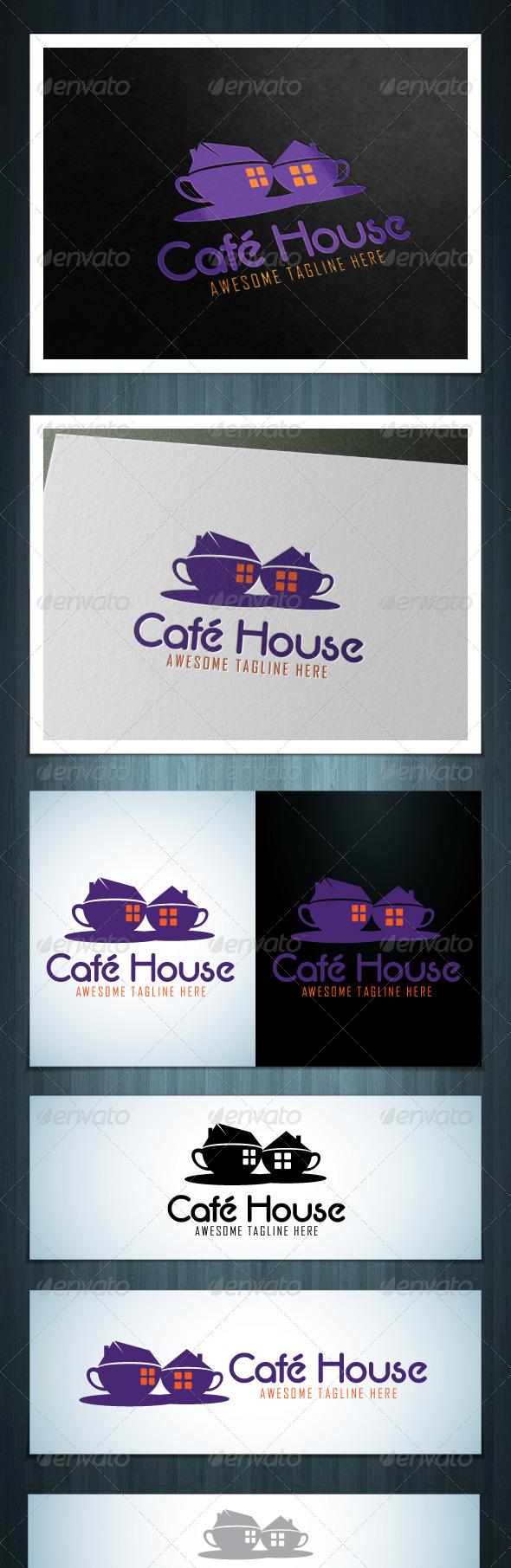 GraphicRiver Cafe House v2 5577473