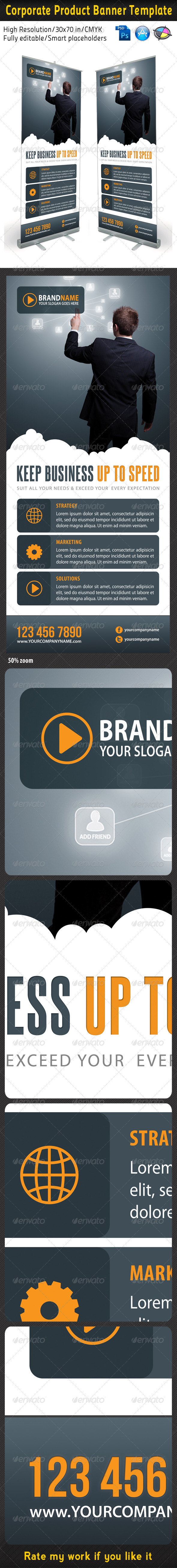 GraphicRiver Corporate Multipurpose Banner Template 10 5599954
