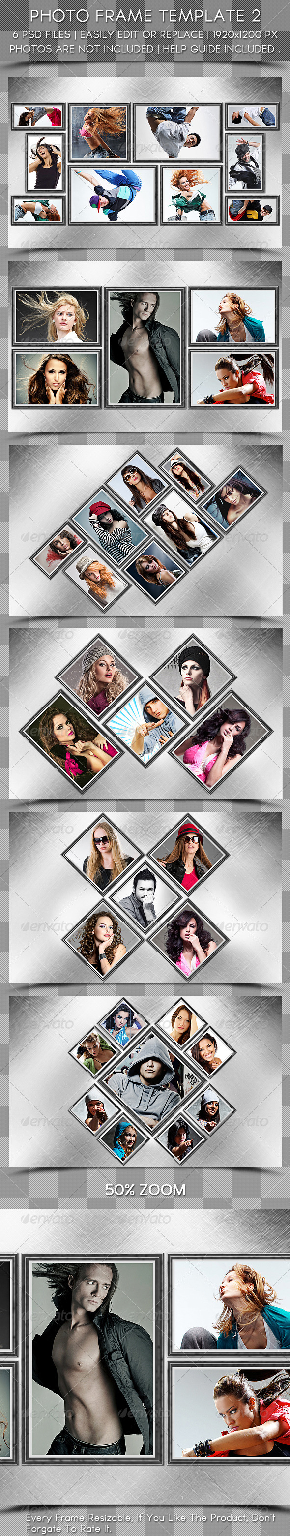 GraphicRiver Photo Frame Template V2 5600047