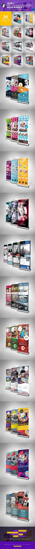 GraphicRiver 10 in 1 Pro Banner Signages Mega Bundle 2 5600306