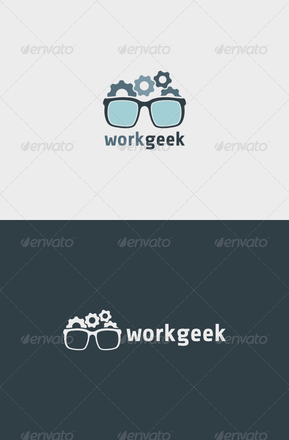 Work Geek Logo