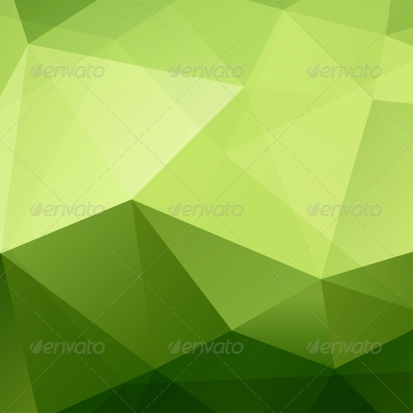 GraphicRiver Abstract Green Background 5601206