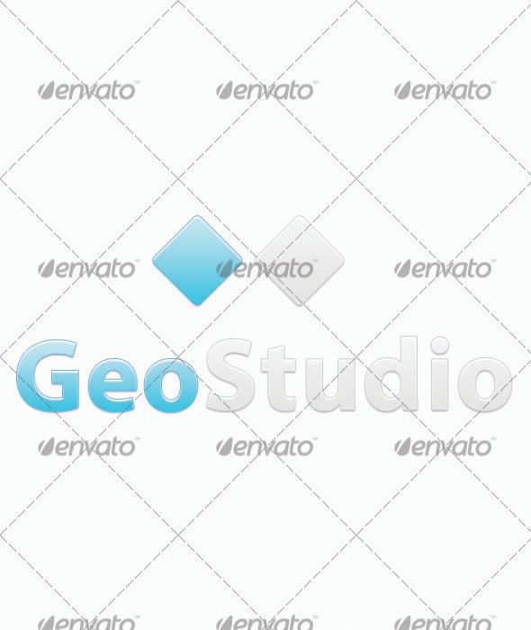 GeoStudio Logo - Symbols Logo Templates