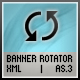 AS3 XML BANNER ROTATOR - ActiveDen Item for Sale