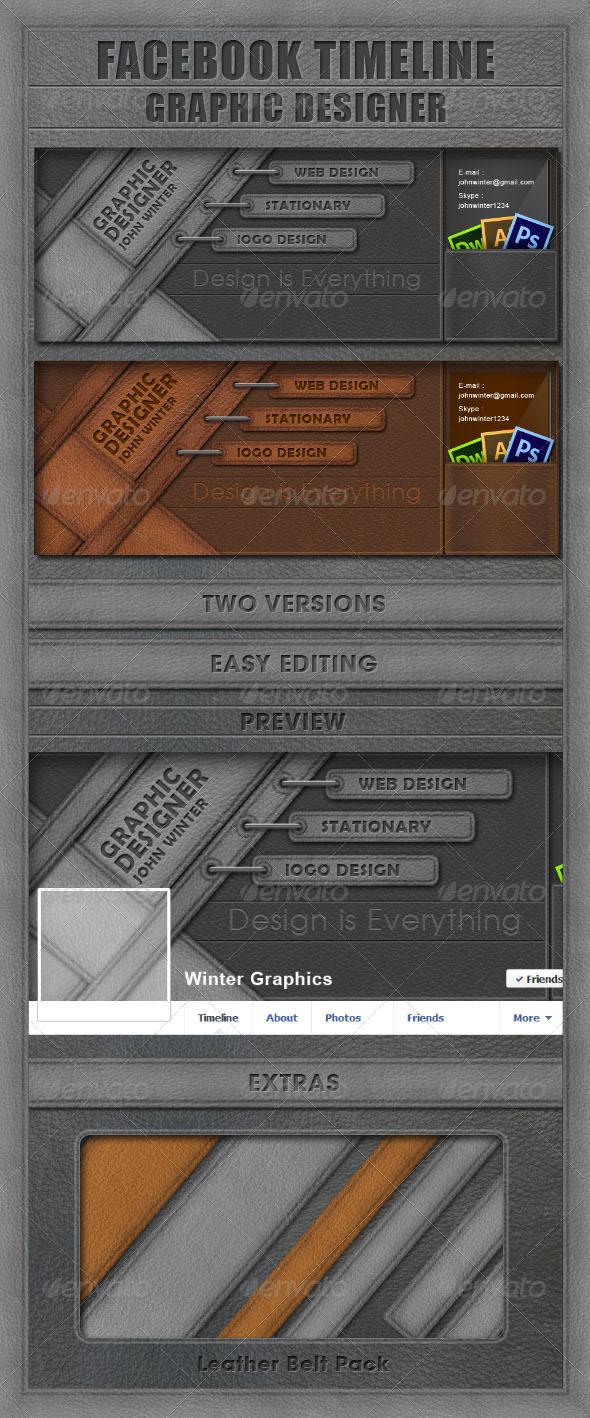 GraphicRiver Fb Timeline Designer 5603955