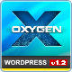 Oxygène - Portefeuille Premium, Business & Blog Theme - Portfolio Creative