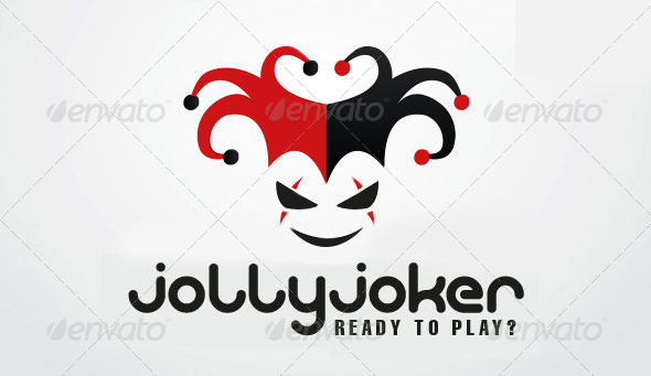 Jolly Joker Logo - GraphicRiver Previewer