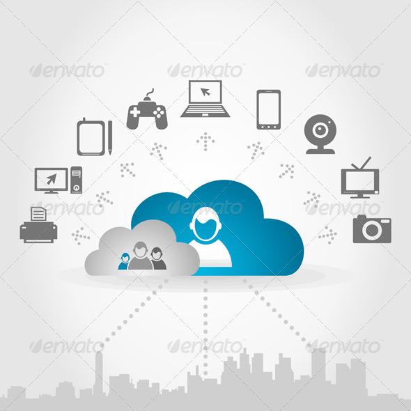 GraphicRiver Telecommunication 5604413
