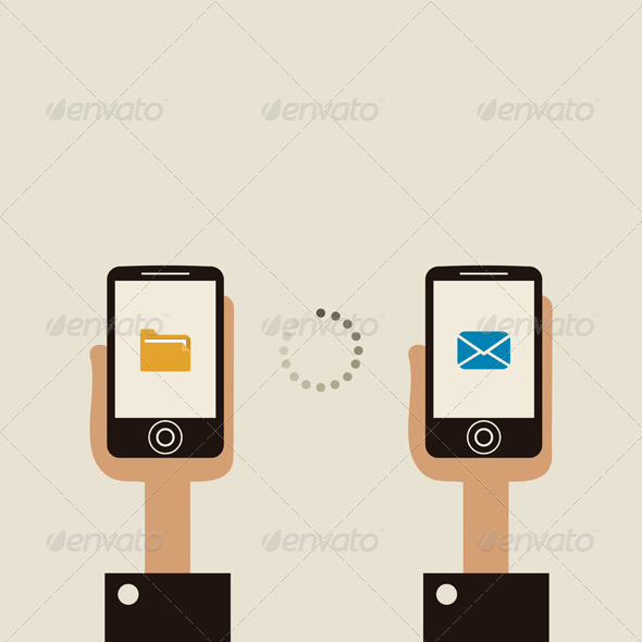 GraphicRiver Telecommunication 5604418