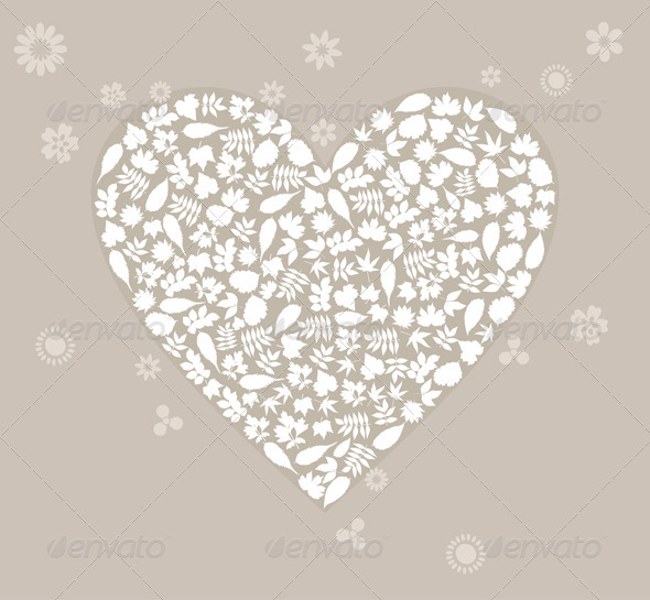 Wedding heart3 - Valentines Seasons/Holidays