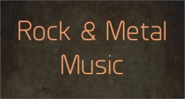 Rock & Metal Music