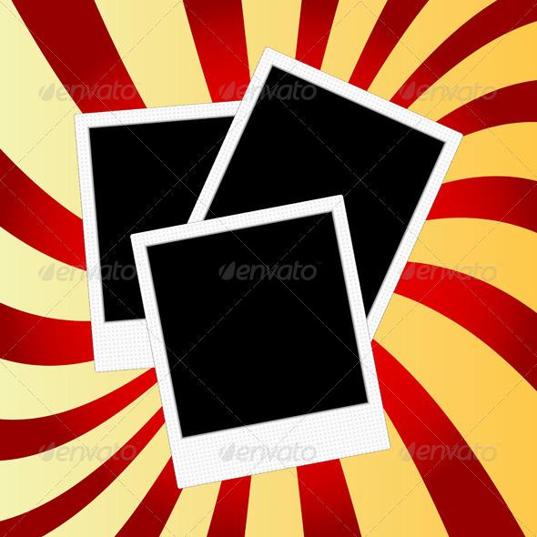 GraphicRiver Photo Frames 5610277