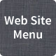 Clear Style Web Navigation - GraphicRiver Item for Sale