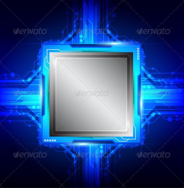 Vector of Computer Processor