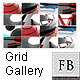 XML Based Smooth and Clean Grid-Gallery  - ActiveDen Item for Sale