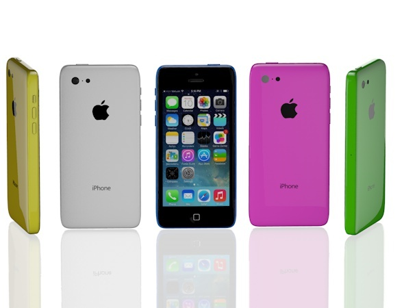 3DOcean Apple iPhone 5C 5612612