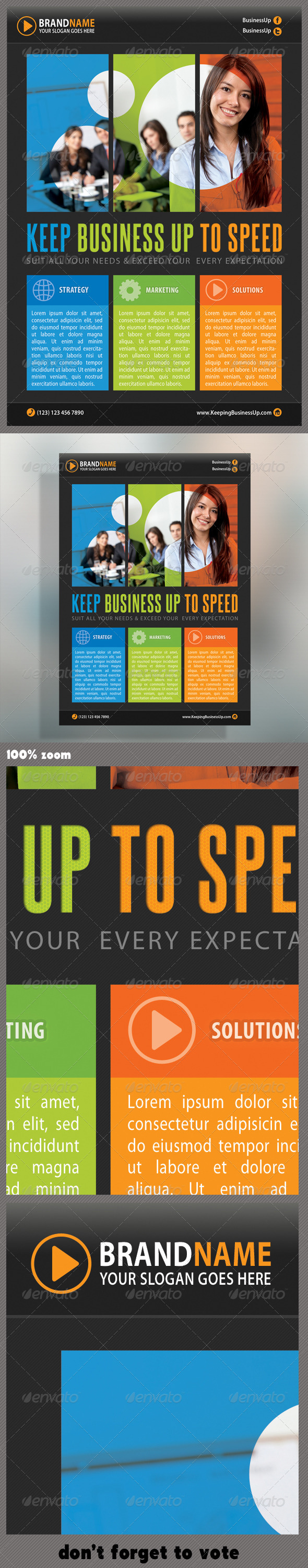 GraphicRiver Corporate Product Flyer 21 5613646